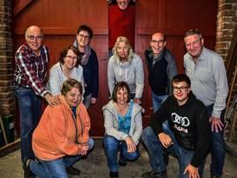 In Louisendorf: Wie ein Mundarttheater nach Corona wieder anfängt