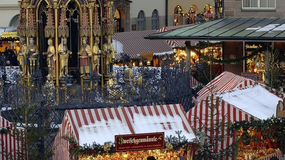 Schönster Weihnachtsmarkt Deutschland 2019.Top 10 Der Schönsten Weihnachtsmärkte In Deutschland 2019