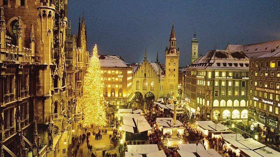 Bester Weihnachtsmarkt Deutschland.Top 10 Der Schönsten Weihnachtsmärkte In Deutschland 2019