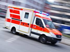Unfall in Langenfeld: Betrunkener Radler stürzt: schwer verletzt