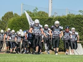 American Football: Saison für Wolfpack vorzeitig beendet
