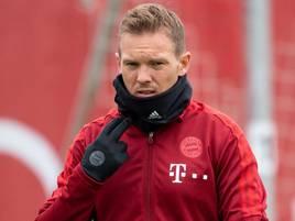 Bayern-Trainer wird erst einmal fehlen: Nagelsmann positiv auf Corona getestet