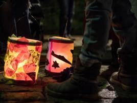 In den ersten Novembertagen: Diese Martinszüge ziehen in Korschenbroich
