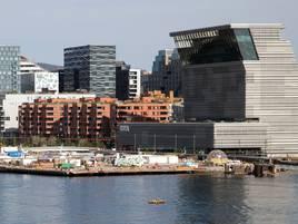 Neues Kunstmuseum in Oslo: Ein Denkmal für Munch