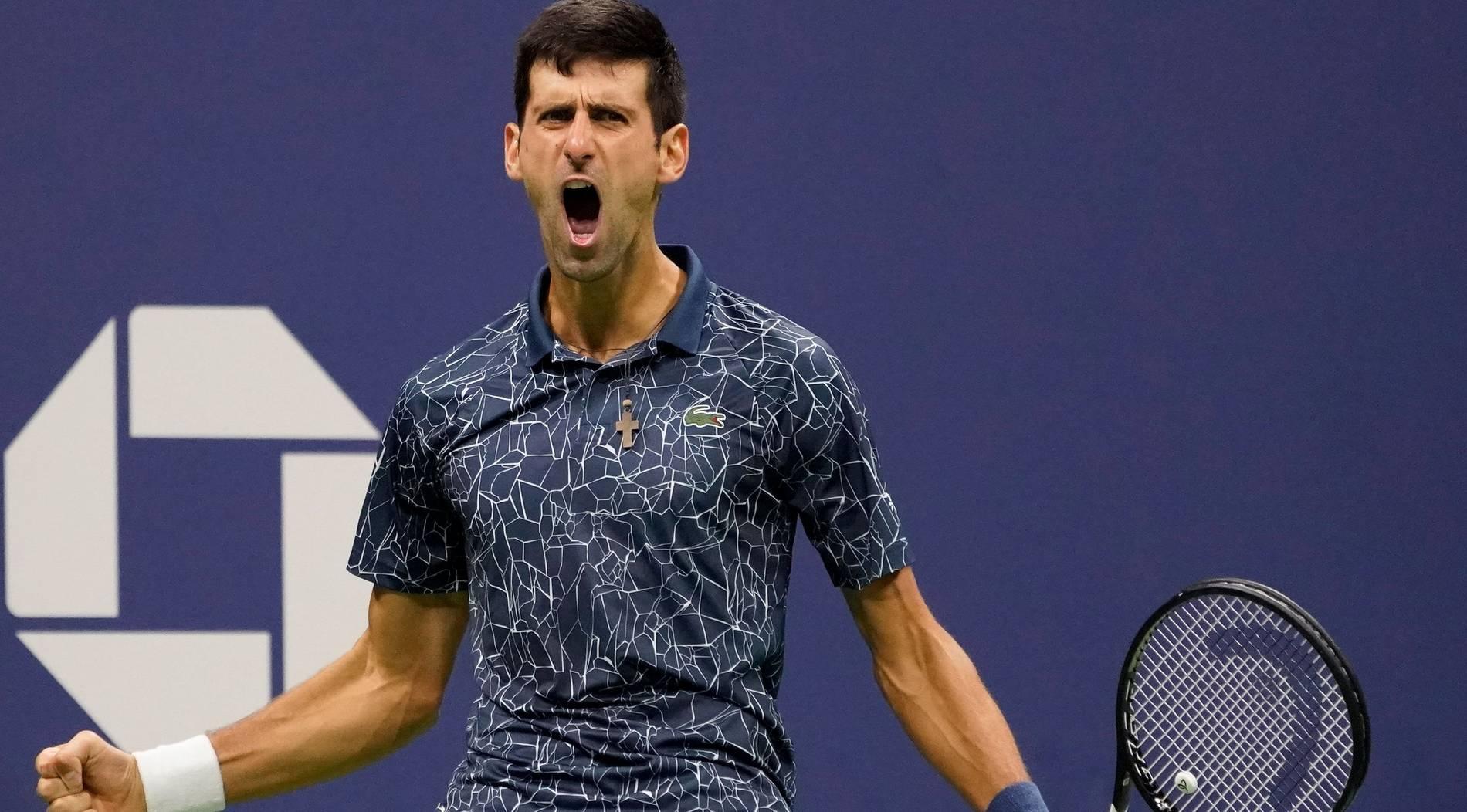 Djokovic kämpft sich in Rom ins Halbfinale