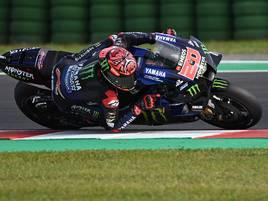 Drei Rennen vor Schluss: Franzose Quartararo neuer MotoGP-Weltmeister – weil Bagnaia stürzt