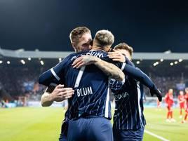 Ex-Frankfurter Blum trifft: VfL Bochum feiert überraschenden Sieg gegen die Eintracht