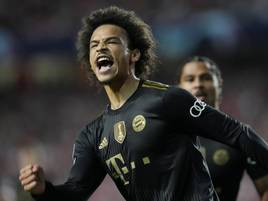 Bayern-Profi in Topform: Die Wandlung des Leroy Sané