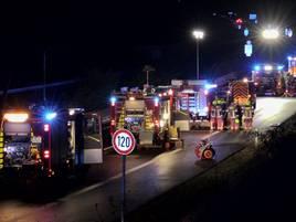Nahe Heiligenhaus: 25-Jähriger nach Überschlag-Unfall auf der Intensivstation