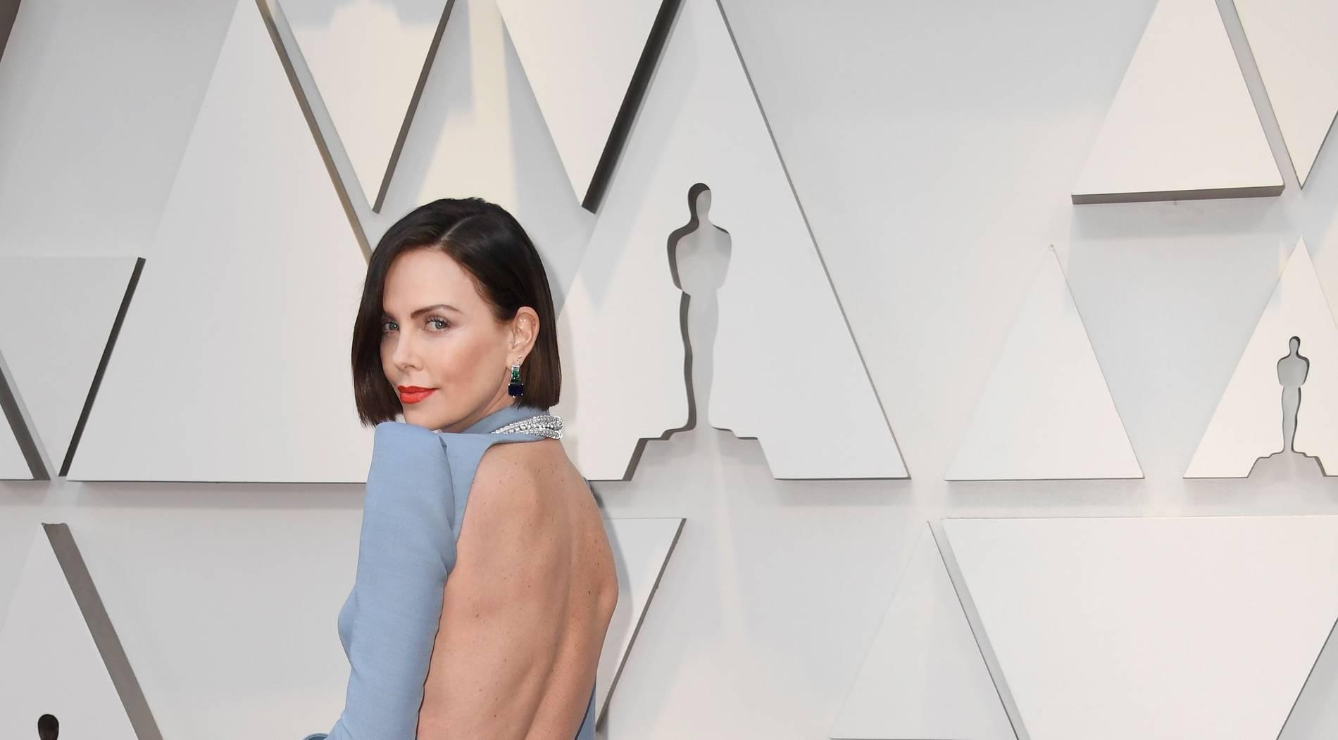 Diese Stars posierten auf dem roten Oscar-Teppich