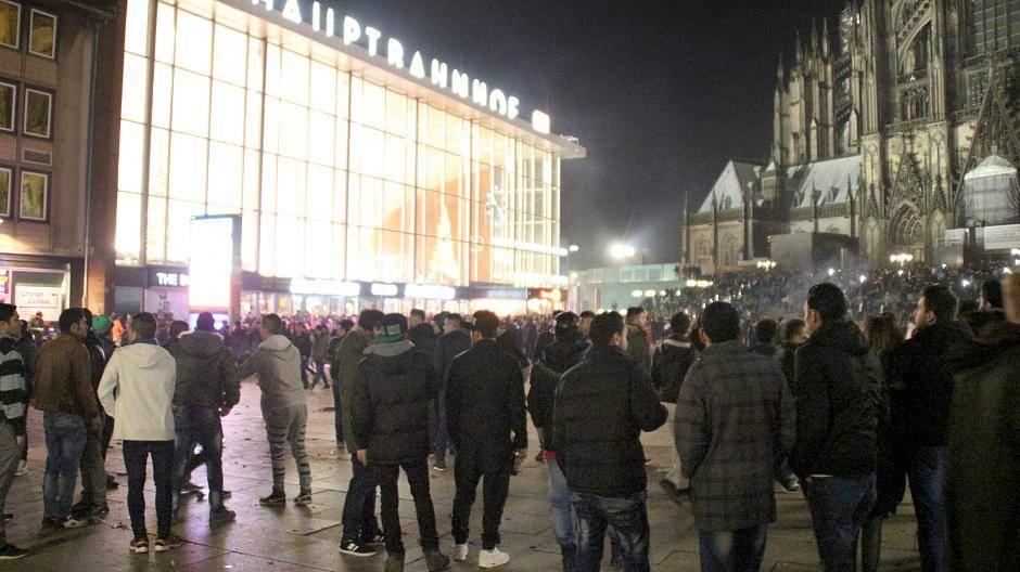 übergriffe In Köln Silvester