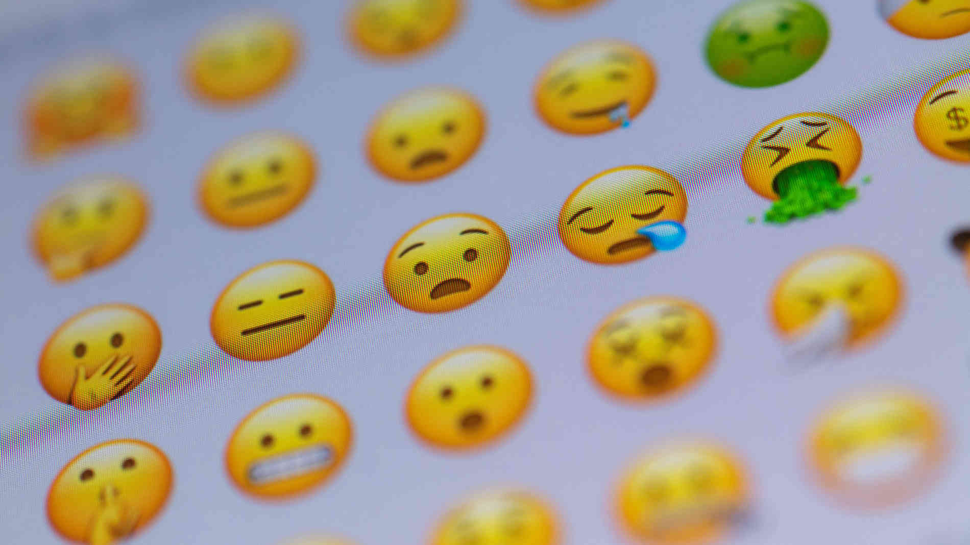 Emojis deutsch von bedeutung Smileys in
