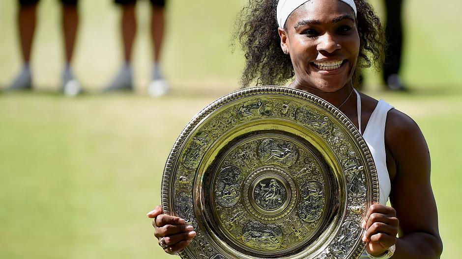 Grand Slam Siegerinnen