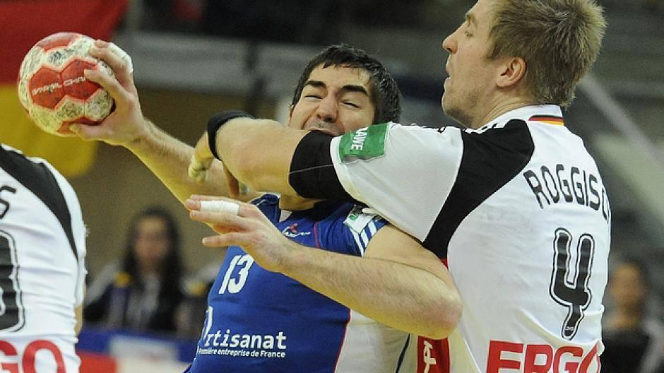 Deutschland Frankreich Handball