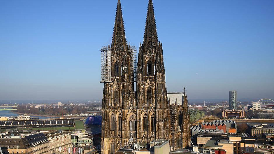 632 Jahrige Bauzeit Kolner Dom Wurde Vor 125 Jahren Vollendet