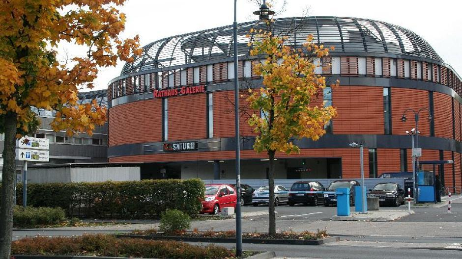 Parkhauser In Leverkusen