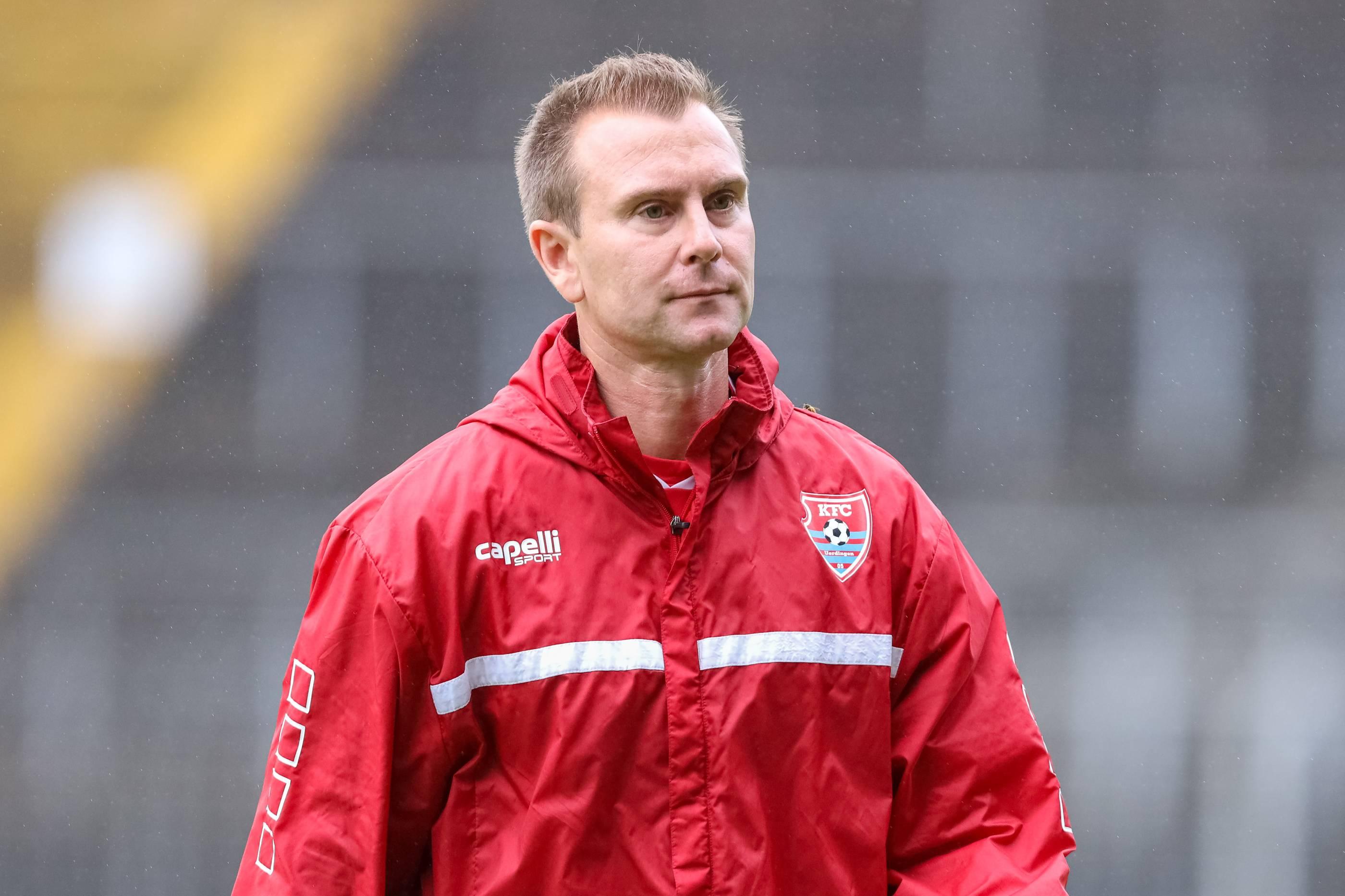 Kfc Uerdingen Trainer