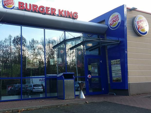 burger king verlassene restaurants in leverkusen. Black Bedroom Furniture Sets. Home Design Ideas