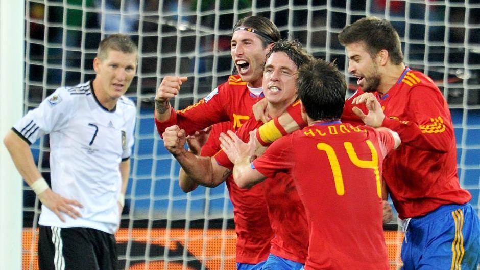 Länderspiel Deutschland Spanien
