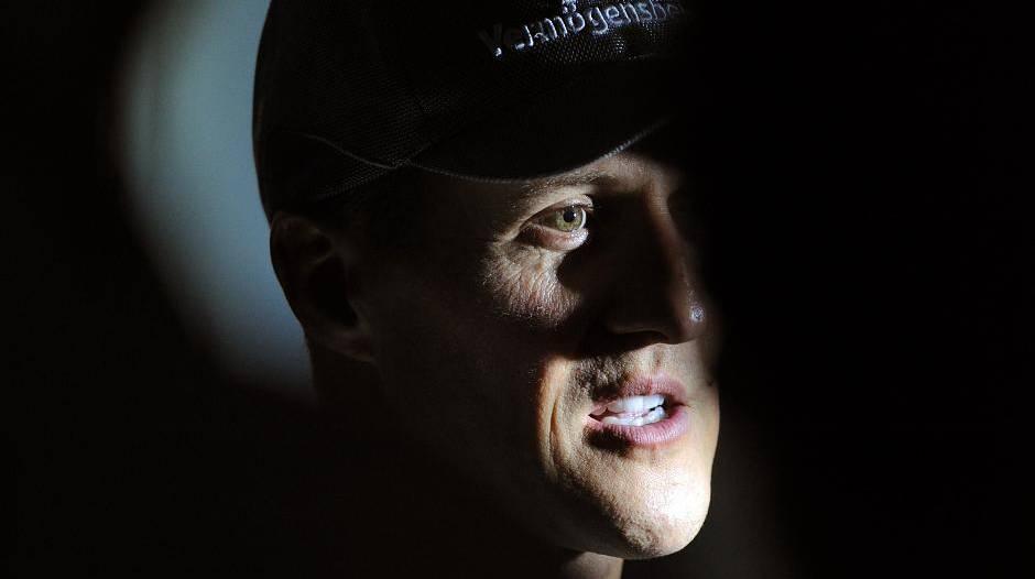 Unfall von Schumacher: \