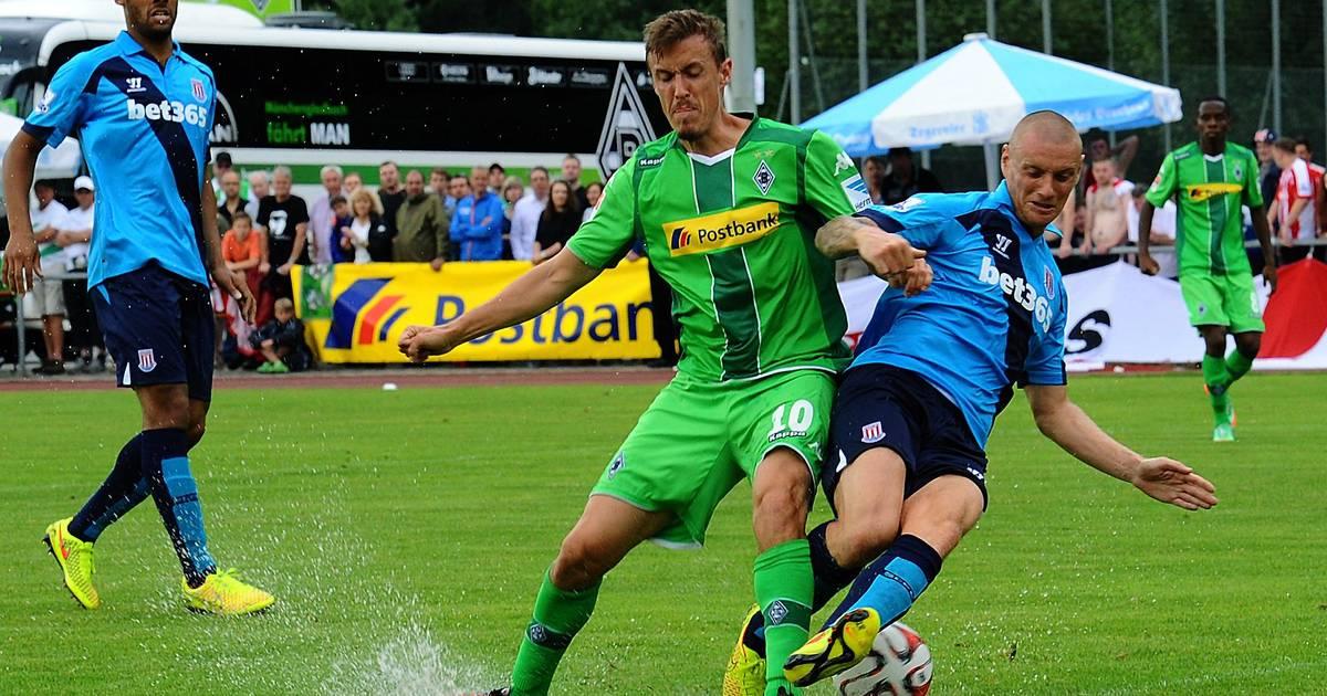 Borussia Mönchengladbach Xhaka