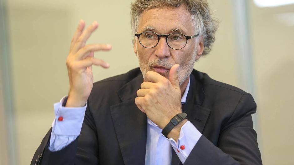 Kurt Krieger Im Interview Anziehungskraft Des Möbelhauses Reicht