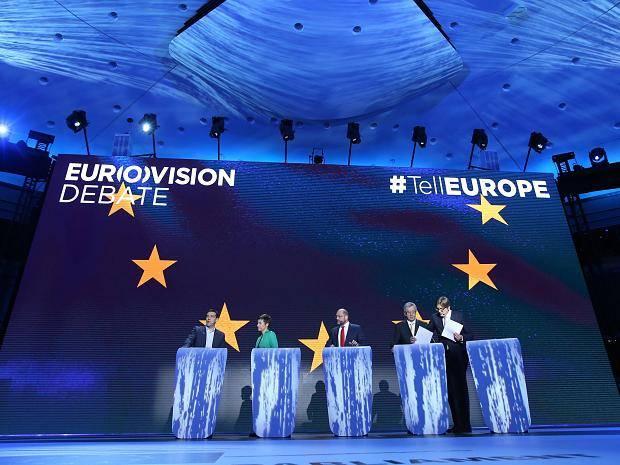 Europawahl Spitzenkandidaten