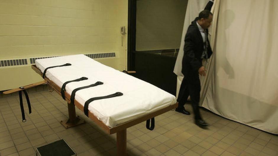 Todesstrafe Ablauf
