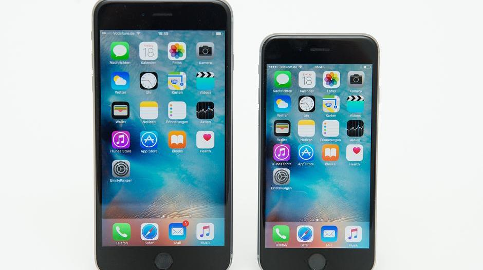 iphone 6s ausspioniert