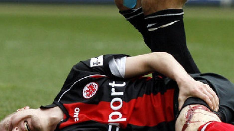 Verletzungen FuГџball