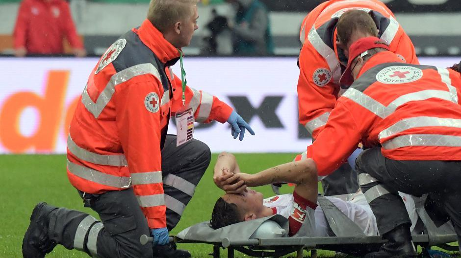 Die Schlimmsten Verletzungen Im Fussball