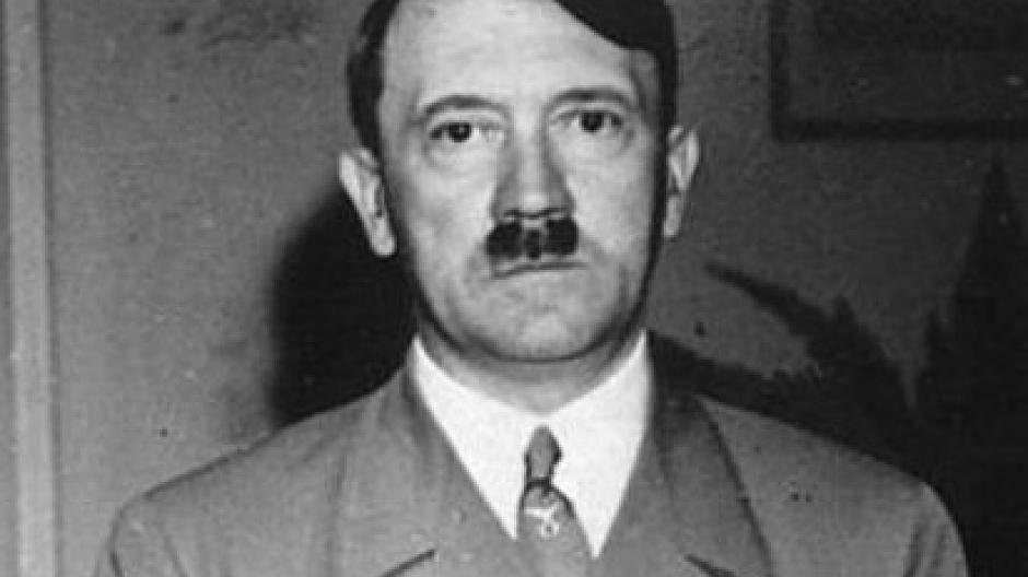 Hitler Linkshänder