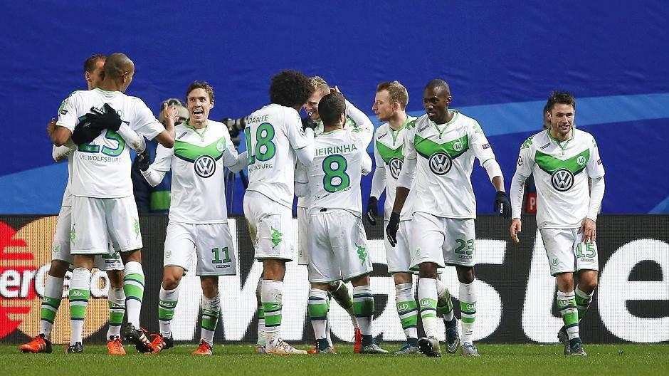 Moskau Wolfsburg
