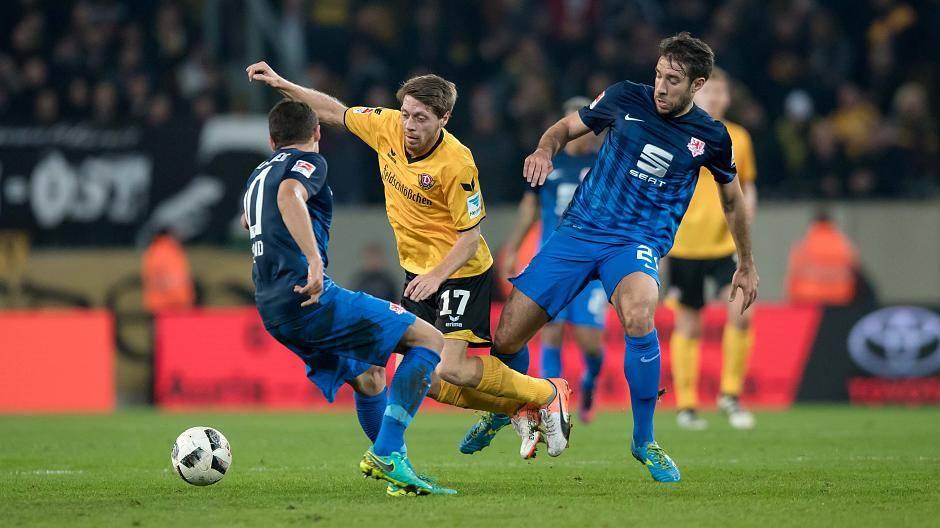Eintracht Braunschweig Dynamo Dresden