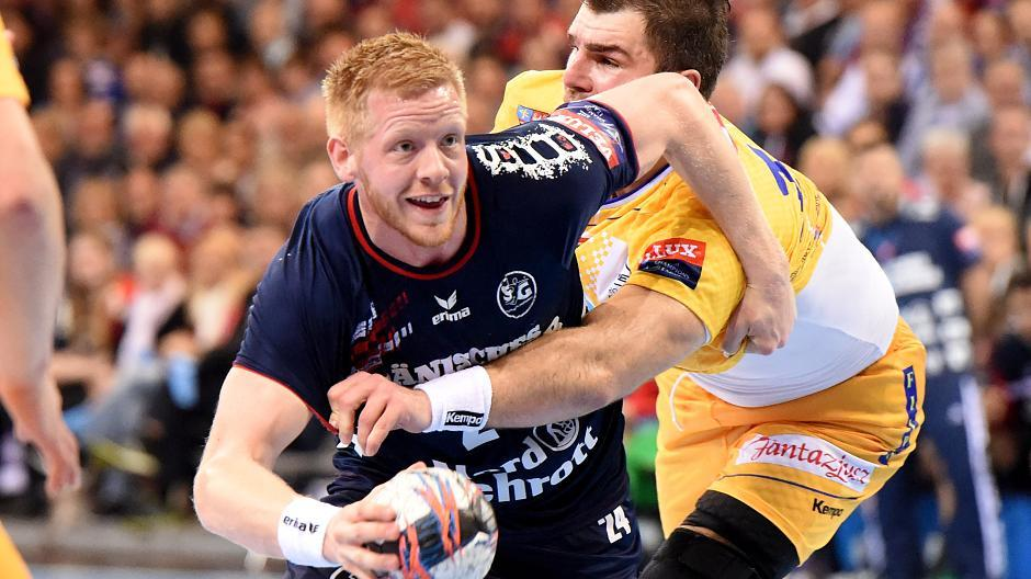 Handball SG Flensburg Handewitt Droht Das Champions