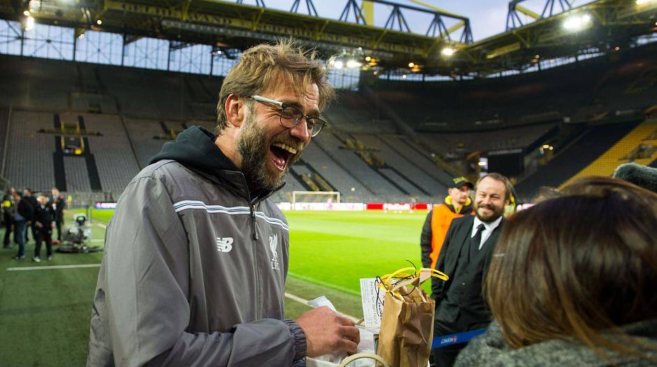 "Europa League: Jürgen Klopp ist ""on fire"""