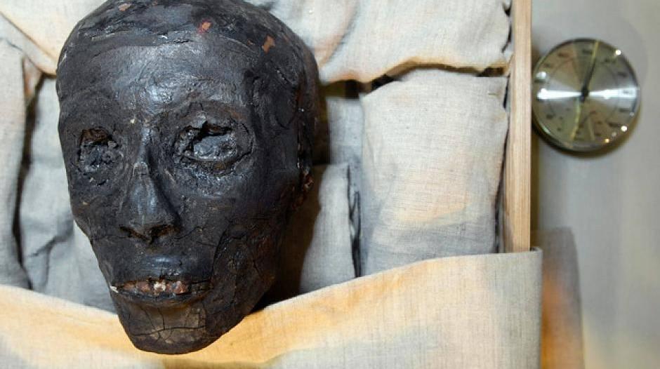 Tutanchamun Todesursache