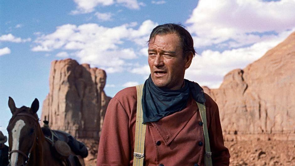 Western Mit John Wayn