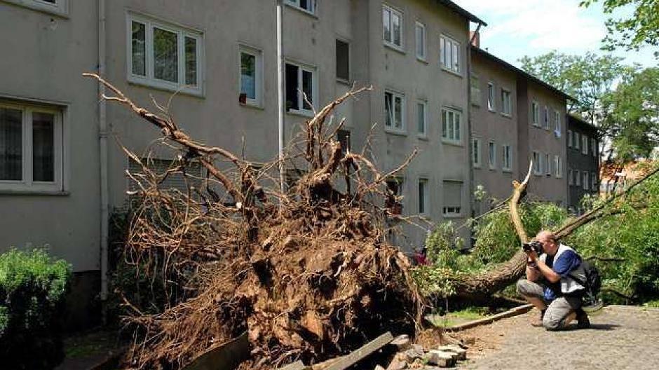 Tornado Frankfurt