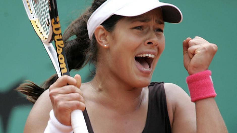 French Open in Paris: Starke Serbinnen erreichen Halbfinale