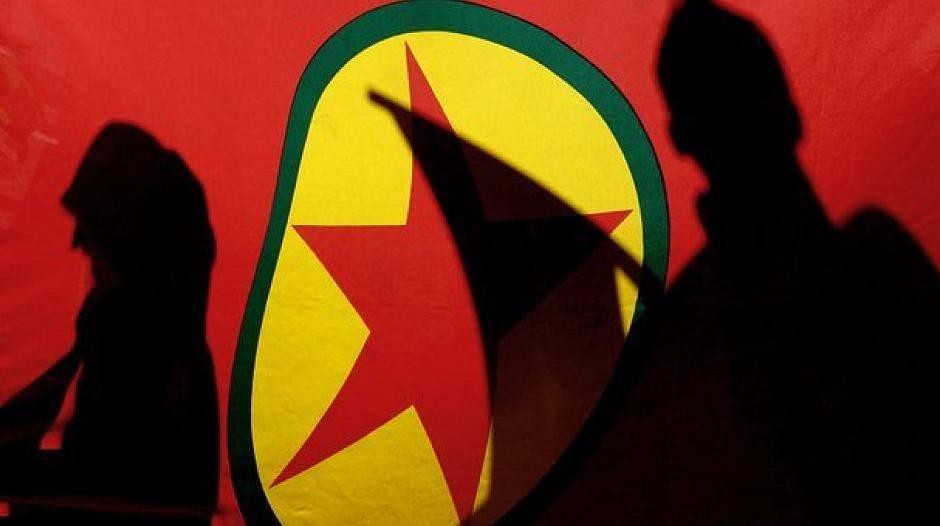 د PKK بیرغ