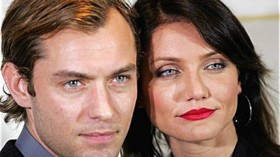 Jude Law Und Die Liste Seiner Schonen Dates