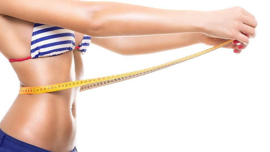 Behandlung, um schnell Gewicht zu verlieren, ohne zu springen