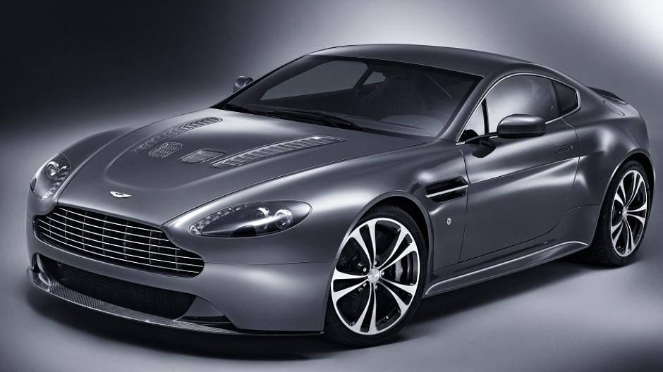Der Neue Aston Martin V12 Vantage