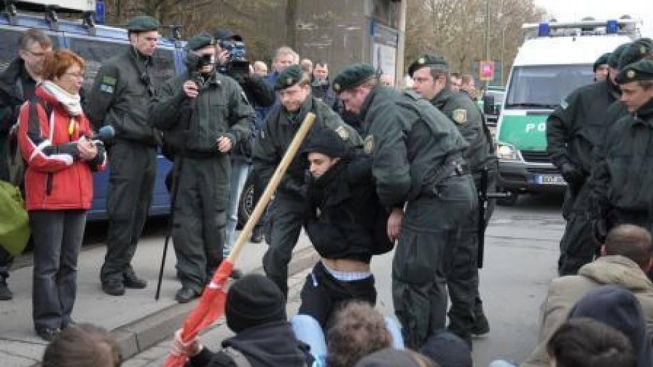 Polizei Marxloh