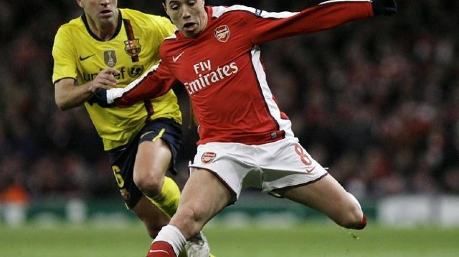 Champions League: Arsenal London trotzt Barcelona ein 2:2 ab