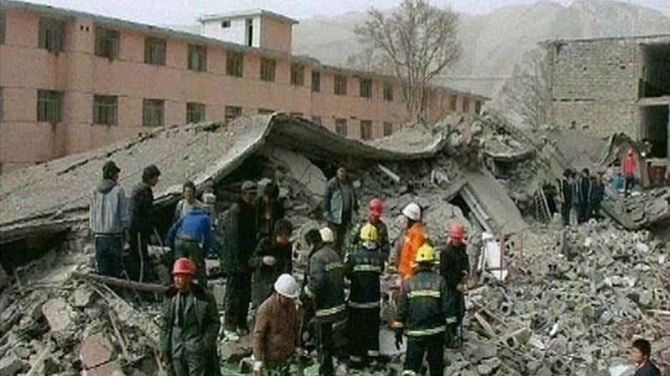 Erdbeben Düsseldorf