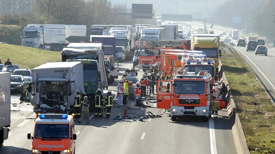 Unfall A1 Heute Hasborn