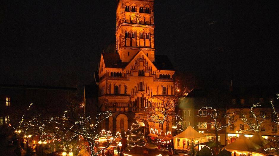 Weihnachtsmarkt Dormagen