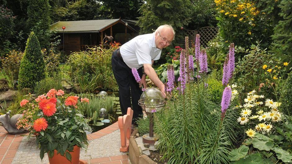 Einen Garten anlegen: Der Garten - Tipps zu Planung und Gestaltung